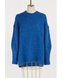 Isabel Marant - Mohair Idol Sweater - Lyst