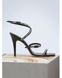 Jimmy Choo - X Off-white Jane 100 Sandals - Lyst