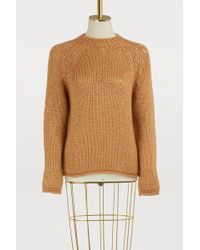 Forte Forte - Silk, Cashmere, And Mohair Sweater - Lyst