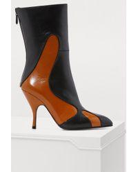 Bottega Veneta - Goatskin Boots - Lyst