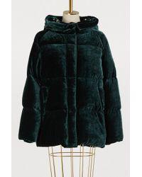 Moncler - Butor Velvet Jacket - Lyst