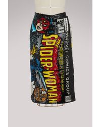 Olympia Le-Tan - Sequins Spider Woman Skirt - Lyst
