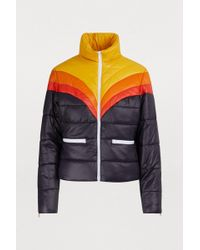 Mother - The Early Riser Puffer Jacket - Lyst