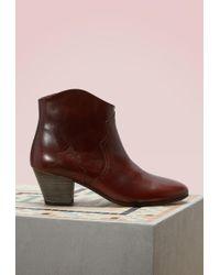 Isabel Marant - Dicker Boots - Lyst