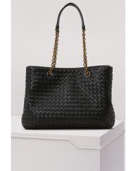 Bottega Veneta - Tote Bag With A Chain - Lyst