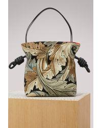 Loewe | Flamenco Knots Camo Bag | Lyst