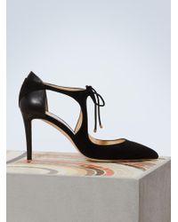 Jimmy Choo - Vanessa 85 Court Shoes - Lyst