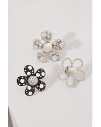Marc Jacobs - Daisy Polka Dot Brooch Set - Lyst