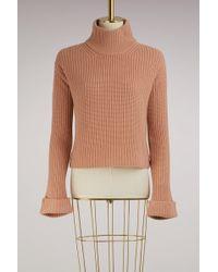 Forte Forte - Cashmere Turtleneck Sweater - Lyst