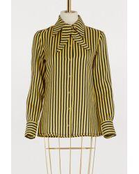 80d8b06cdf80b8 Roseanna - Colombia Virgin Wool And Silk Shirt - Lyst