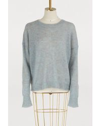 Étoile Isabel Marant - Cliftony Mohair And Wool Sweater - Lyst