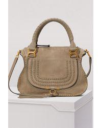 Chloé - Large Marcie Handbag - Lyst