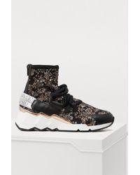Pierre Hardy - Trek Comet Jacquard Sneakers - Lyst