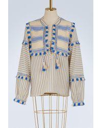 Dodo Bar Or - Emanuelle Shirt - Lyst