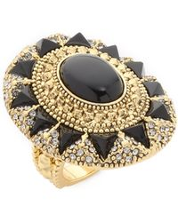 House of Harlow 1960 - Wari Ruins Cocktail Ring - Lyst