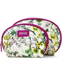 Kenneth Cole Reaction White Floral Two-Piece Dome Set - Lyst