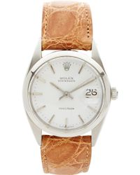 CMT Fine Watch And Jewelry Advisors - Rolex Oysterdate 6694 - Lyst
