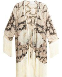 Athena Procopiou Endless Love Kimono pink - Lyst
