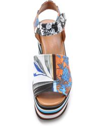 Clover Canyon - Brumese Dream Wedges - Multi - Lyst