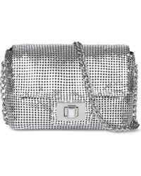 Juicy Couture Bererly Crest Embellished Shoulder Bag - Lyst