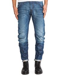 G-star Raw Arc 3d Slim Hydrite Denim - Lyst