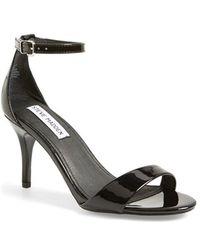 Steve Madden Women'S 'Sillly' Ankle Strap Sandal - Lyst