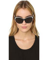 Preen By Thornton Bregazzi   Islington Sunglasses   Lyst