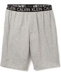 Calvin Klein Lounge Shorts - Lyst