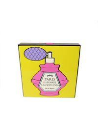 Yazbukey Le Perfume Clutch - Lyst