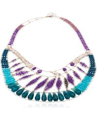 Ziio - Jungle Necklace - Lyst