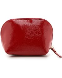 Kate Spade Small Annabella Cosmetic Case  Rose Water - Lyst