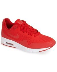 Nike 'Air Max 1 - Ultra Moire' Sneaker - Lyst