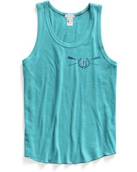Todd Snyder X Champion Champion Rowing Tank Top - Lyst