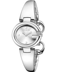 Gucci Ssima Stainless Steel Watch - Lyst