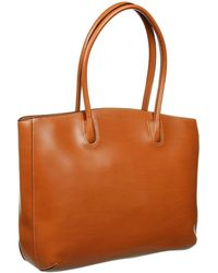 Lodis Accessories Audrey Milano Tote With Laptop Pocket - Lyst