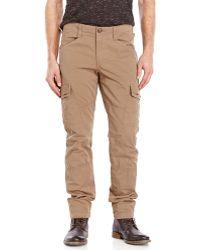 J Brand J Brand Trooper Slim Fit Cargo Pants - Lyst
