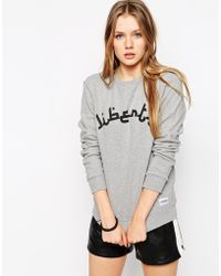 A Question Of - Liberty Sweatshirt - Lyst