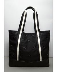 Forever 21 - Men Reason Star-patterned Tote - Lyst