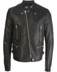 Lanvin Biker Jacket - Lyst
