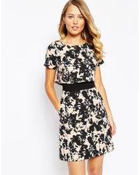 Coast - Apple Dress In Jacquard - Lyst