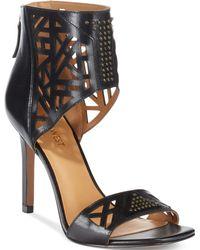 Nine West Karabee High Heel Sandals - Lyst