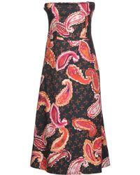 Jucca Mid  Length Dress - Lyst