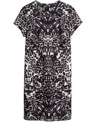 H&M Short-Sleeved Jersey Dress - Lyst