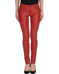 Superfine Casual Trouser - Lyst