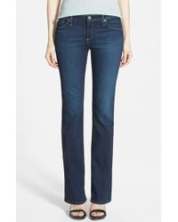 AG Adriano Goldschmied 'The Angelina' Bootcut Jeans - Lyst
