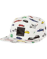 Wesc The Autobahn 5 Panel Hat - Lyst