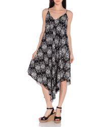 Felicite Printed Dress - Lyst