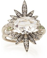 Alexis Bittar Fine - 3-in-1 Convertible Ring - Lyst