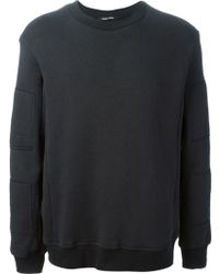 Damir Doma Patchwork Sweatshirt - Lyst