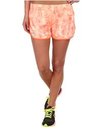 Under Armour Printed Great Escape Ii Short - Lyst